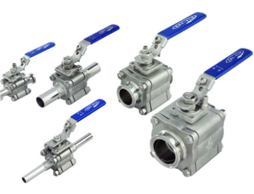 Sanitary Valves and their Significance in the Food and Pharmaceutical Industries